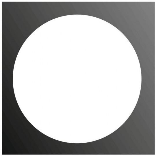 Rámeček pro PAR-46, černý