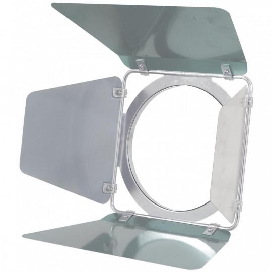 Klapky pro PAR-46, stříbrné