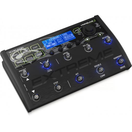 TC ELECTRONIC VoiceLive 3 Extreme, procesor/multiefekt na podlahu