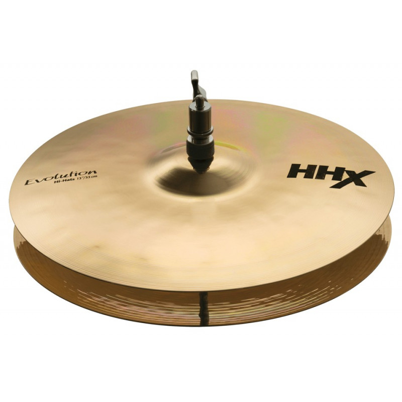 "SABIAN HHX Evolution 13"" Hats"