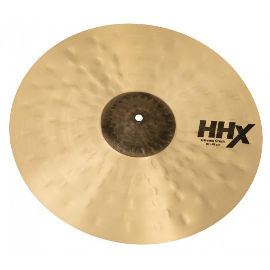 """Sabian HHX X-Treme 18"""" Crash"""