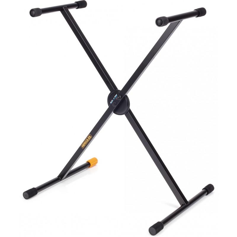 """HERCULES KS110 - Klávesový stojan - jednoduché """"X"""""""