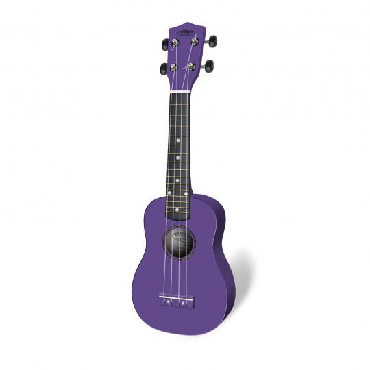 Classic Cantabile US-100 VT sopránové ukulele fialové