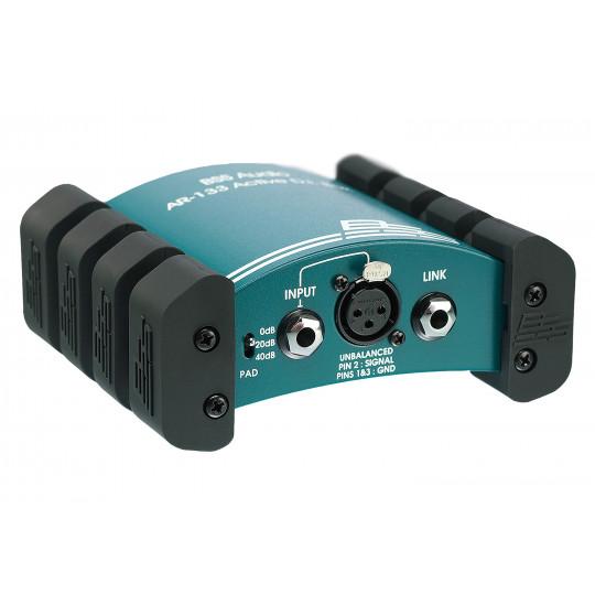 BSS AUDIO AR-133 - aktivní DI-BOX