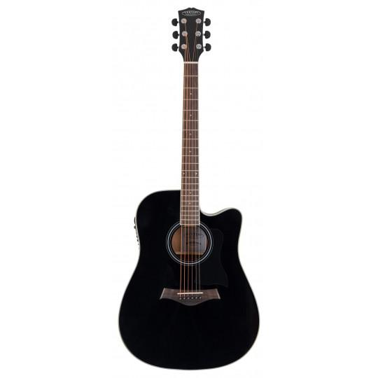 ClassicCantabileWS-20BK EQ - akustická kytara
