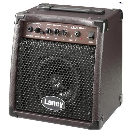 Laney LA12C - kombo pro akustickou kytaru a zpěv, 12W