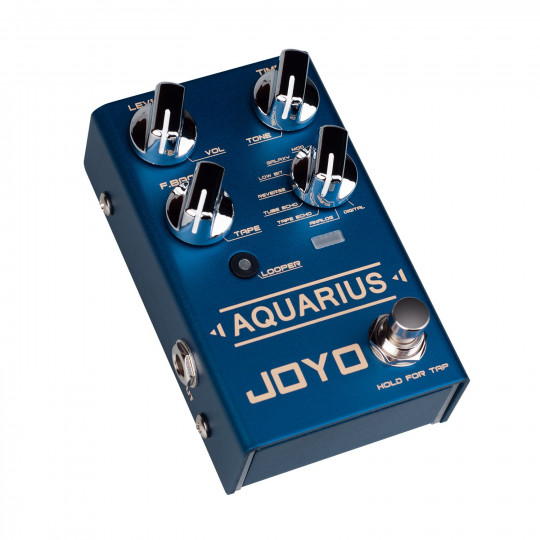 JOYO R-07 AQUARIUS DELAY/LOOPER