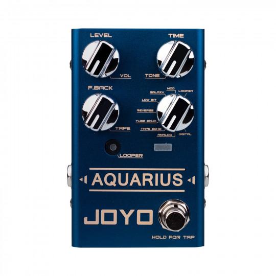 JOYO R-07 AQUARIUS DELAY/LOOPER