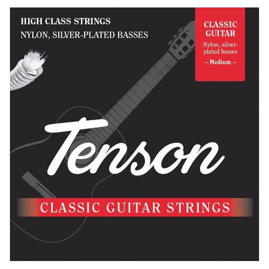 GEWApure Struny pro Klasickou kytaru Tenson Nylon .028-.044, Normal Tension