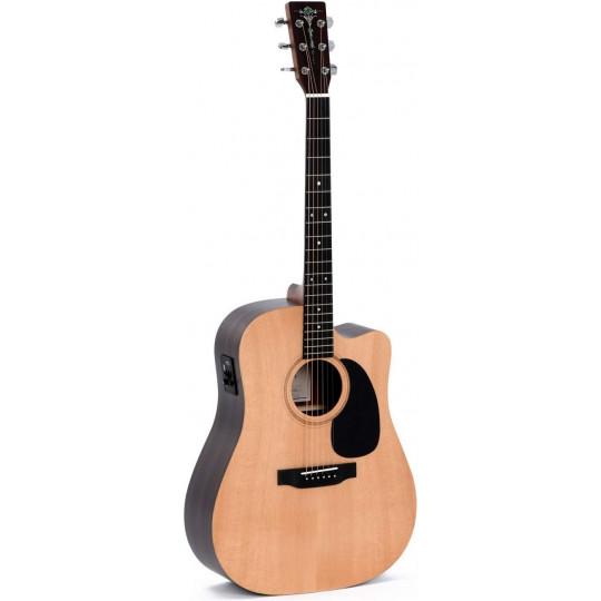 Sigma Guitars DTCE