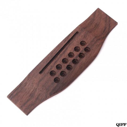 Kobylka pro 12 strunnou akustickou kytaru