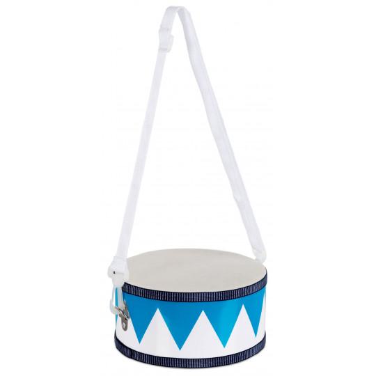 """Proline dětský bubínek 8"""" bílo-modrý"""