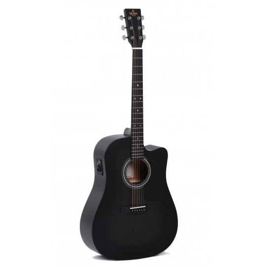 Sigma Guitar DMCE-BKB