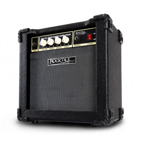 Rocktile BA-15 Jaco basové kombo 15W