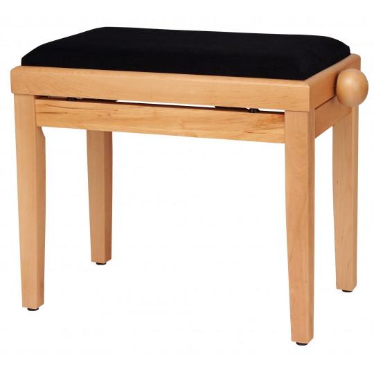PROLINE Klavírní stolička - natural