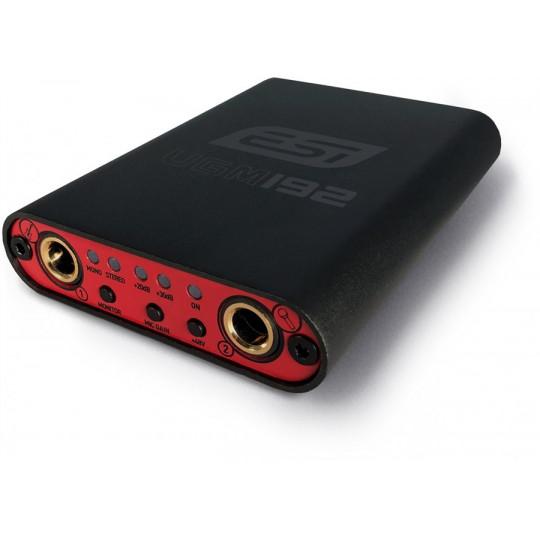 ESI UGM 192 mobilní USB zvuková karta