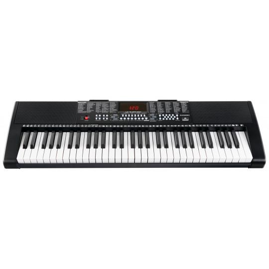 McGrey LK-6120-MIC klávesy s mikrofonem černé