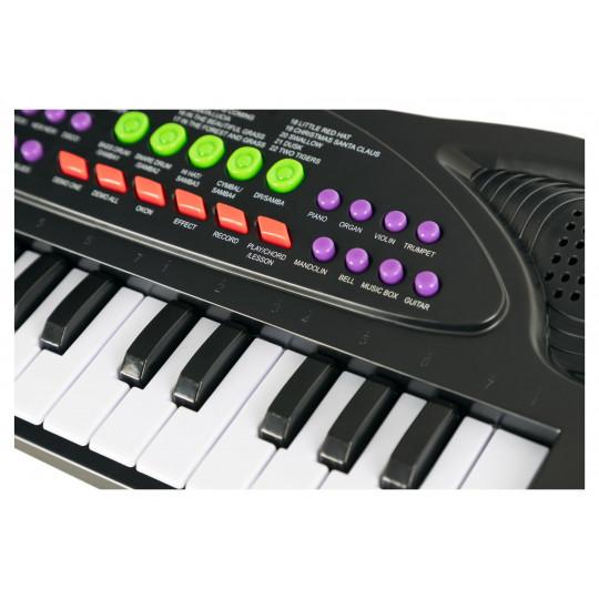 McGrey KK-3208 dětské klávesy s mikrofonem