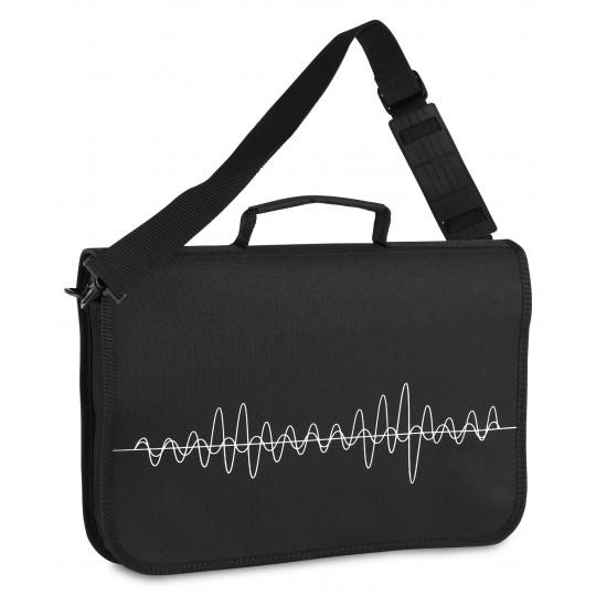 Proline taška na noty - černá