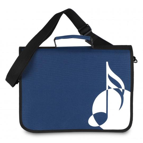 Proline taška na noty - modrá