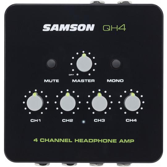 Samson QH4 sluchátkový zesilovač