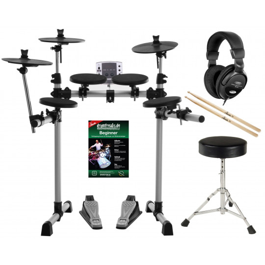 XDrum DD-400 set elektronických bicích