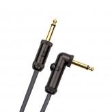 PLANET WAVES - PW-AGRA-10 kabel úhlový jack/jack s vypínačem - 3m