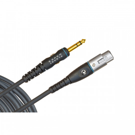 Planet Waves PW-GM-25 - sign.kabel symetr. jack/XLR samice, 7,5 m