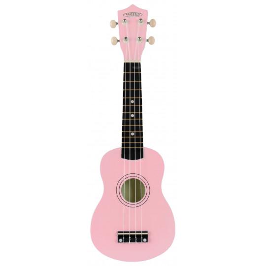 Classic Cantabile US-50 PK sopránové ukulele růžové