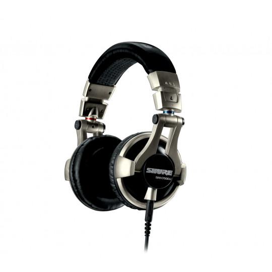 """SHURE SRH750DJ - profesionální """"DJ"""" sluchátka"""