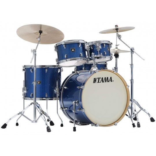 Tama Superstar Classic Maple Indigo Sparkle Set