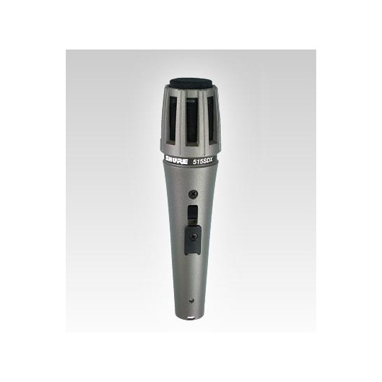 SHURE 515SDX - dynamický mikrofon dispečerský