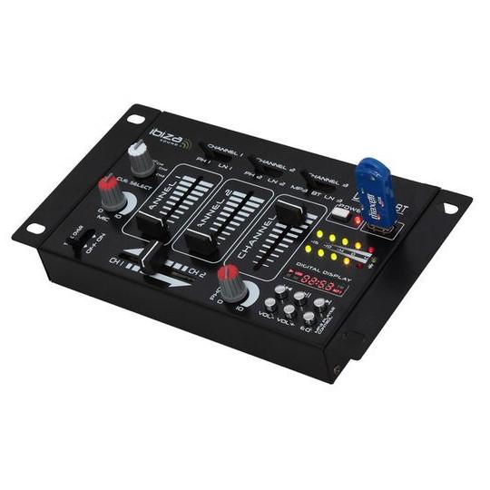 Ibiza DJ21USB-BT