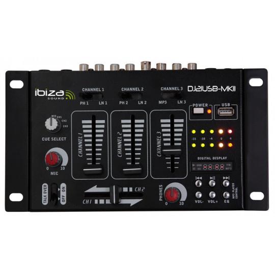 Ibiza DJ21USB-MKII