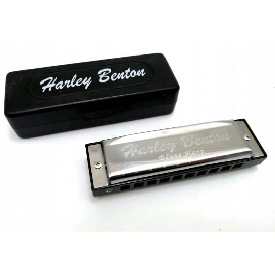 Harley Benton Blues Harp in C-Dur