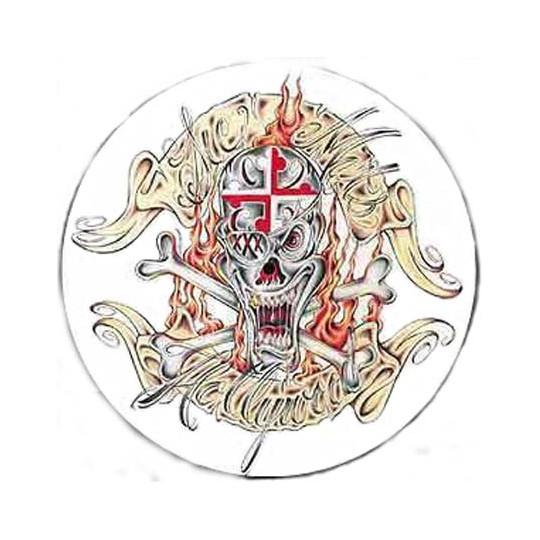 SicMats Skull slipmate