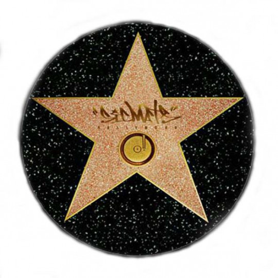 SicMats Hollywood Star slipmate
