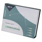 Pronomic HS-11 EA náhlavní mikrofon béžový