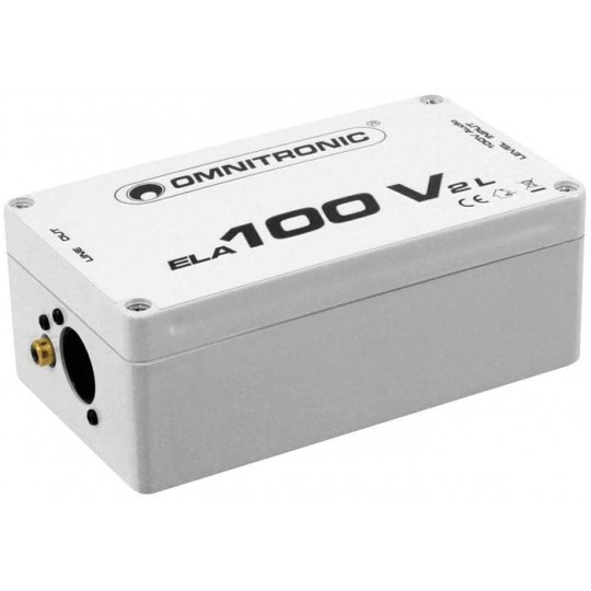 Omnitronic ELA-100V-2-L transformátor