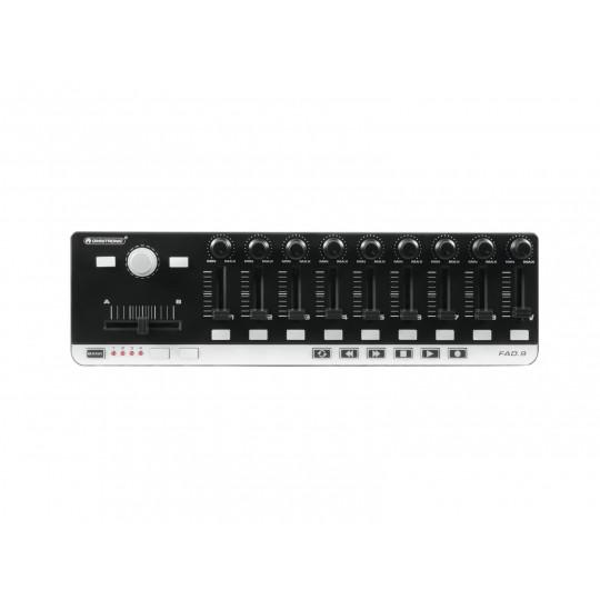 Omnitronic FAD-9 MIDI kontrolér
