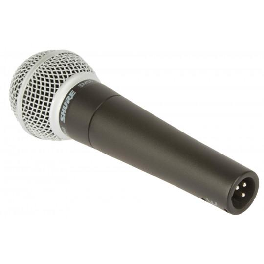 SHURE SM58-LCE - dynamický mikrofon zpěvový