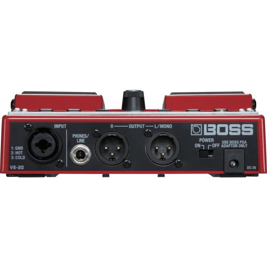 Boss VE-20 - vokální procesor