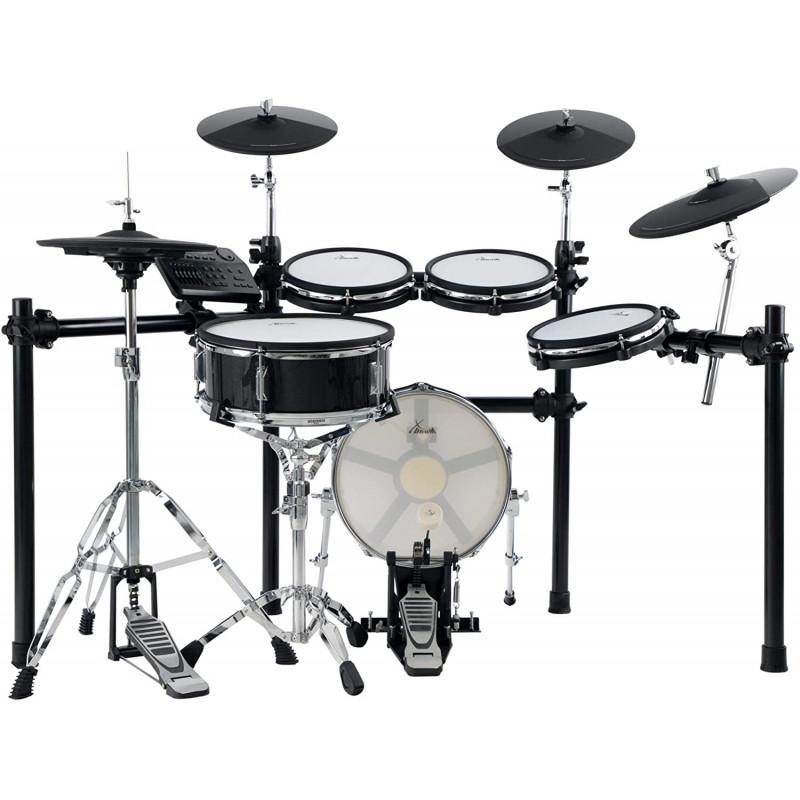 XDrum DD-650 Mesh E-Drum Kit sada elektronických bicích
