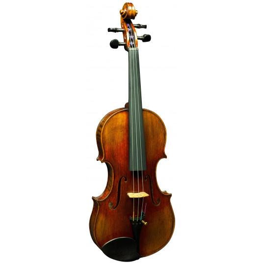 Hidersine Violin Melodioso - Antiqued Finish
