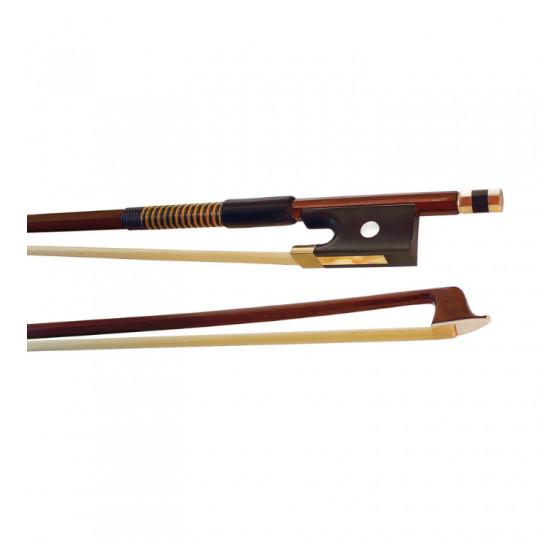 Hidersine Bow Violin ½ Brazilwood Octagonal Student