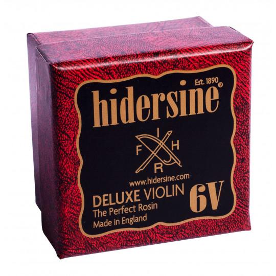 Hidersine 6V Rosin Violin Dark Deluxe