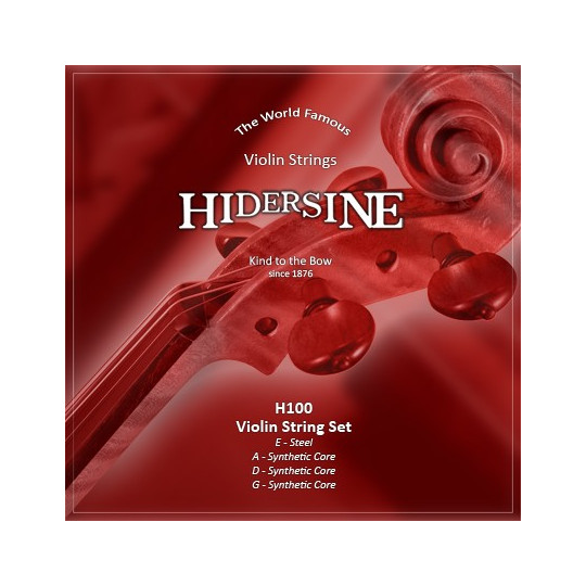 Hidersine H100 struny na housle
