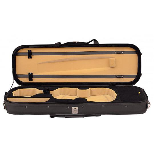 Hidersine Case Violin polyfoam Oblong