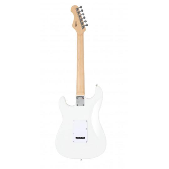 Shaman Element Series STX-100W Electric Guitar - White