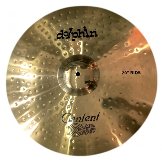 """Centent Dolphin 20"""" Ride"""
